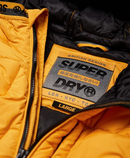 Superdry Hex Quilted Jacket