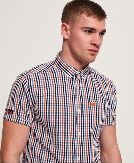 Superdry Premium University Oxford Short Sleeve Shirt