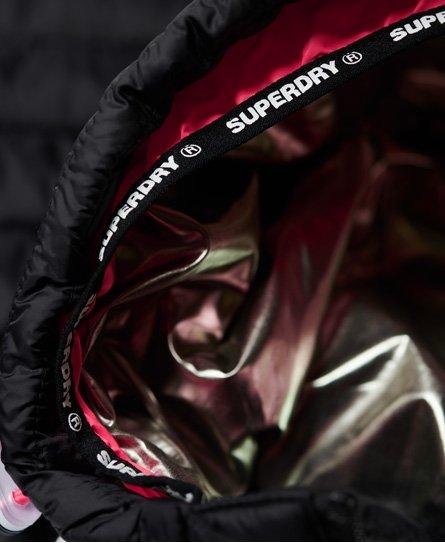 Superdry Giacca con cappuccio Chrome Fuji