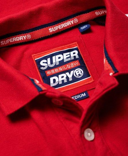Superdry Polo à logo appliqué Retro Sports