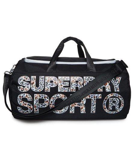 Superdry Sport Barrel Bag