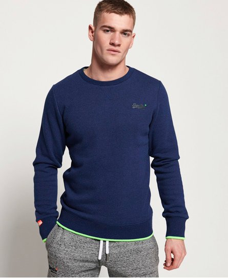 Superdry Orange Label Hyper Pop Crew Sweatshirt