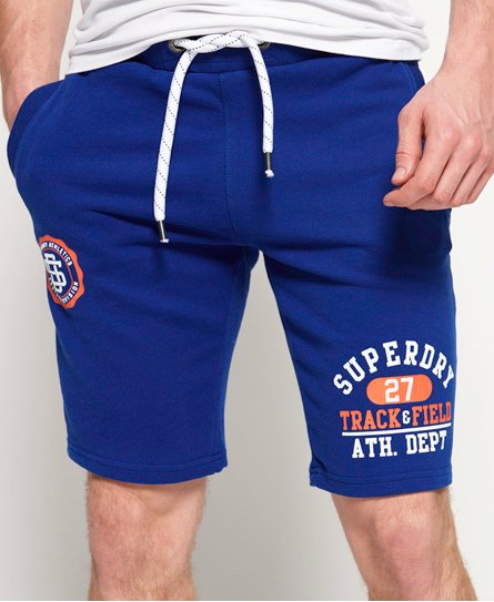 Superdry Leichte Track & Field Shorts