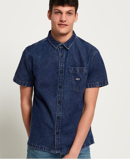Superdry Union Short Sleeve Shirt