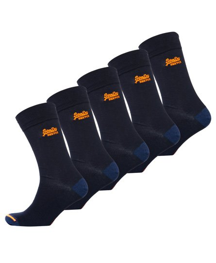 Superdry City Sock Five Pack