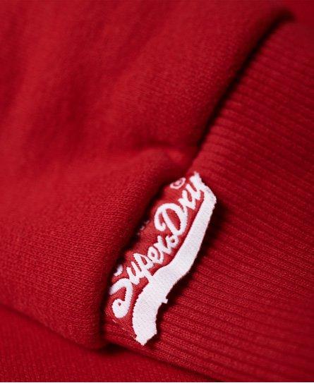 04376e998f4f Γυναικεία - Φόρεμα Φούτερ Track  amp  Field σε κόκκινο Primary ...