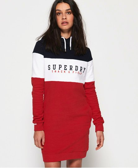 Superdry Robe sweat Track & Field