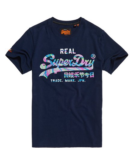 Superdry Vintage Logo Multi Colour T-Shirt