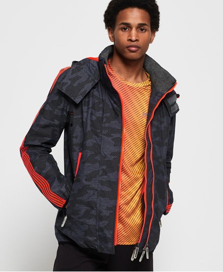 Superdry Coupe-Vent camouflage SD-Windsprinter Technical