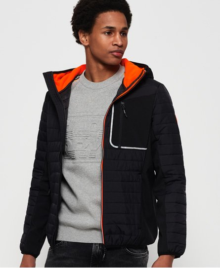 Superdry Chaqueta híbrida Convection