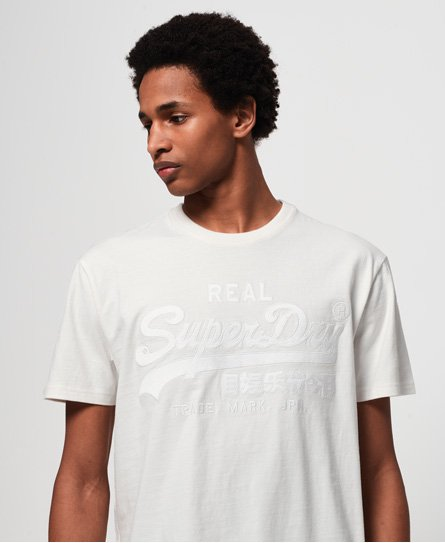 Superdry Vintage Logo Box Fit Appliqué T-shirt