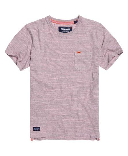Superdry Dry Originals Short Sleeve Pocket T-Shirt