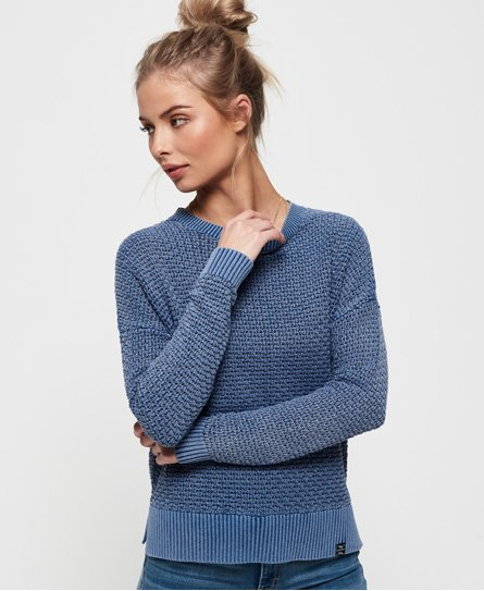 Superdry Freya Acid Wash Knit