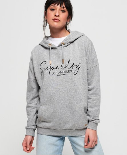 Superdry Sweat à capuche léger Alice Boyfriend