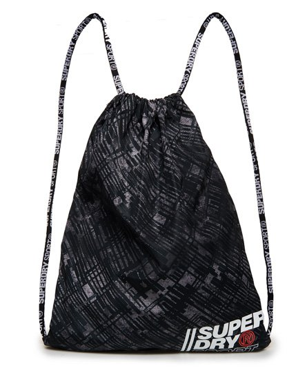 Superdry Sport Drawstring Bag