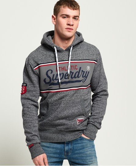 Superdry Sudadera con capucha Inter State