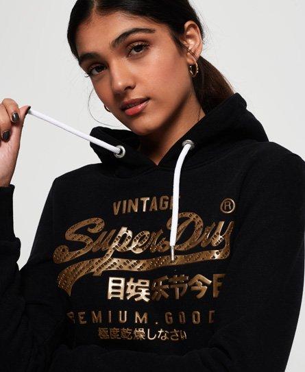 Superdry Felpa con cappuccio Premium Goods Luxury Infill
