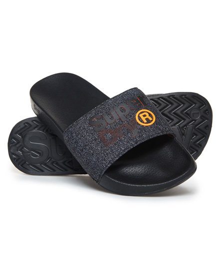 Superdry Chanclas de piscina Lineman