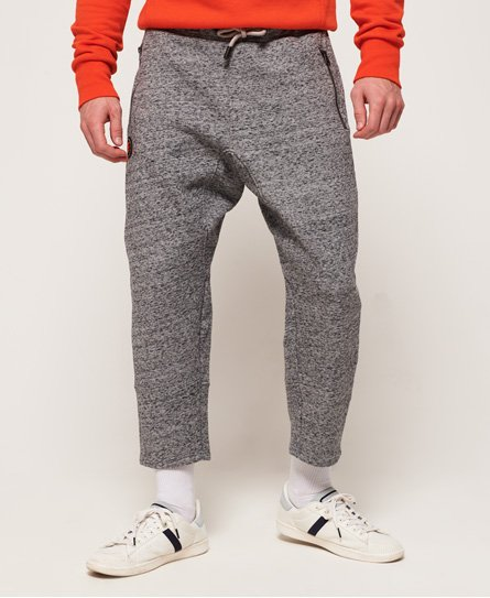 Superdry Cropped Loopback Joggers
