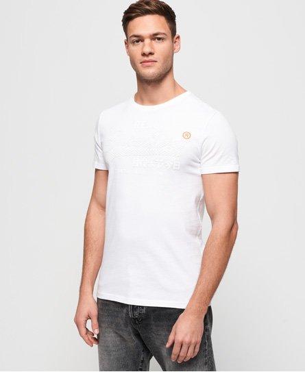 21049e0c Mens - Vintage Logo Monochrome T-Shirt in Black | Superdry
