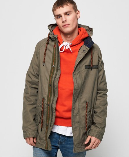 Aviator Rookie Parka Jacket 147204