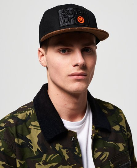 Superdry B Boy All Over Print Cap