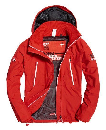 Superdry Technical SD-Windattacker met capuchon
