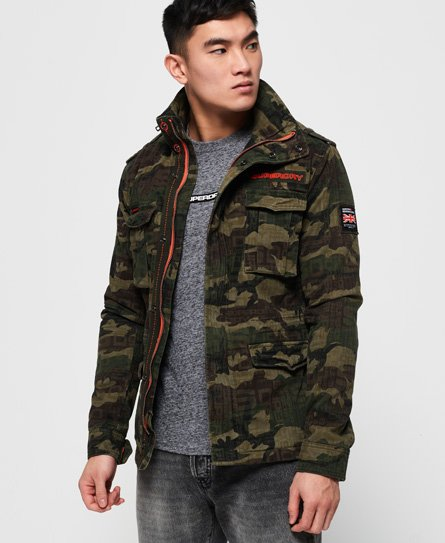 Superdry Giacca Super Script Rookie