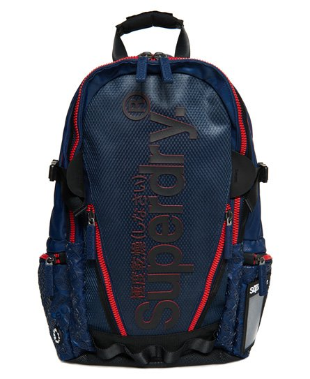 Superdry Mochila Diamond Tarp con estampado integral