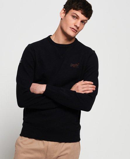 Superdry Orange Label Urban Crew Sweatshirt