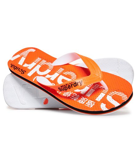Superdry Scuba Perforated Flip Flops