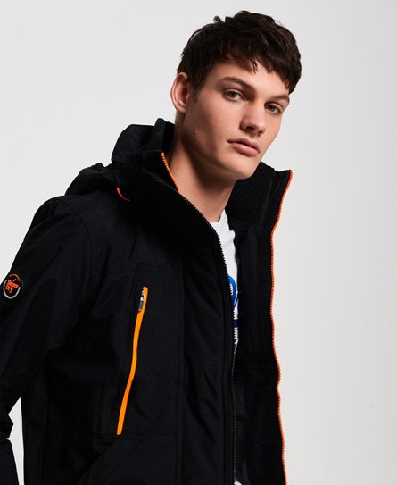 Superdry Veste à capuche Technical SD-Windattacker