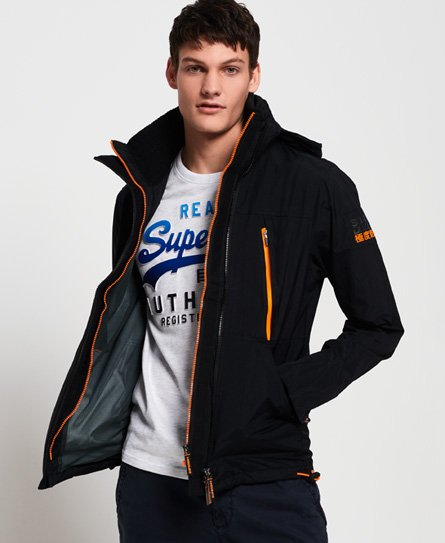 Superdry Chaqueta con capucha Technical SD-Windattacker