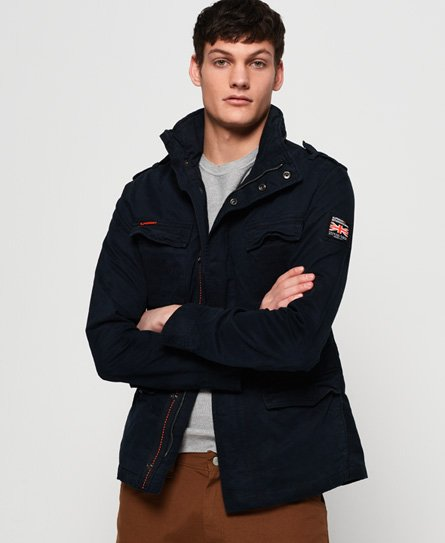 Classic Rookie Pocket Jacket