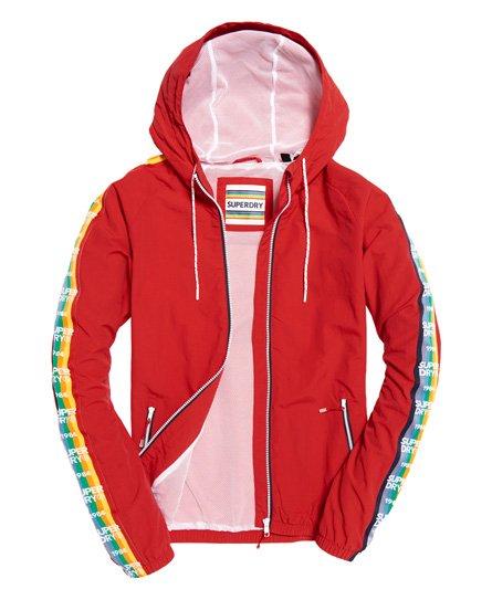 1330ed662 Superdry Rainbow SD-Windbreaker Jacket - Women's Jackets & Coats