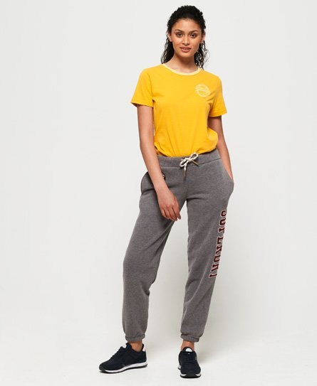 Superdry Pantalon de survêtement boyfriend Hayden