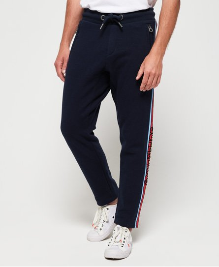 Superdry Pantalon de survêtement Cali Side Stripe