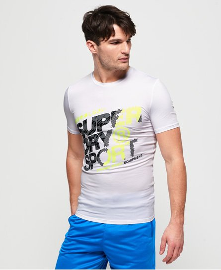 28c7f577bb4 Active Graphic T-Shirt133028