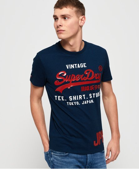 Superdry T-shirt Shirt Shop Duo