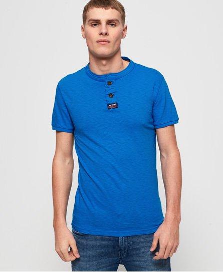 Superdry Homestead Short Sleeve Lite Grandad top