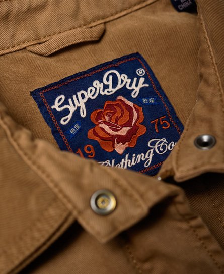 d75bb94d3ce60 Superdry - Veste courte Makai - Vestes et manteaux pour Femme