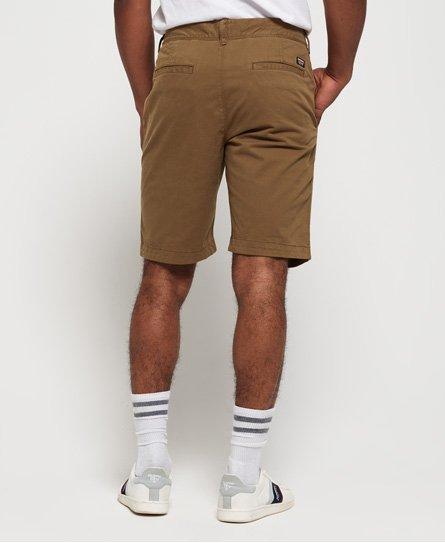 Superdry International Slim Lite chinoshort Shorts voor Heren
