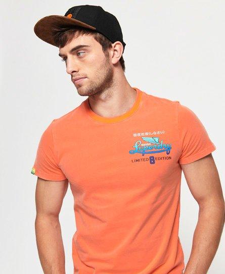 Superdry T-shirt Limited Icarus Hyper Classics