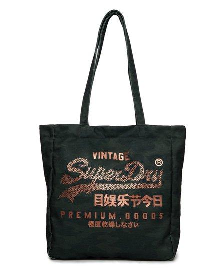 Superdry Shopper 托特包