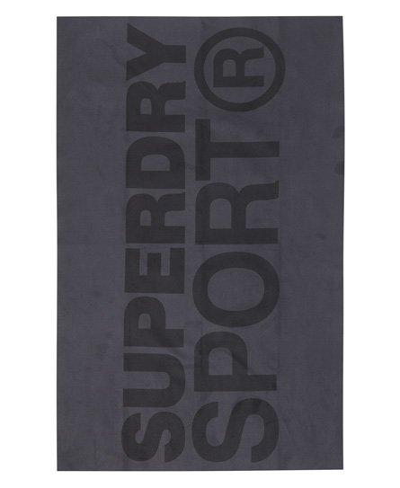 Superdry Sport 超細纖維毛巾