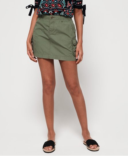 Superdry Combat Cargo Skirt