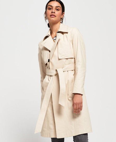 Sirena Trench Coat