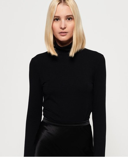 Superdry Anita Roll Neck -body