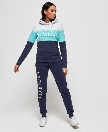 Superdry Pantalon de survêtement léger Track & Field