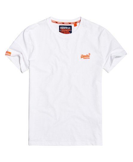 Superdry Camiseta Orange Label Neon